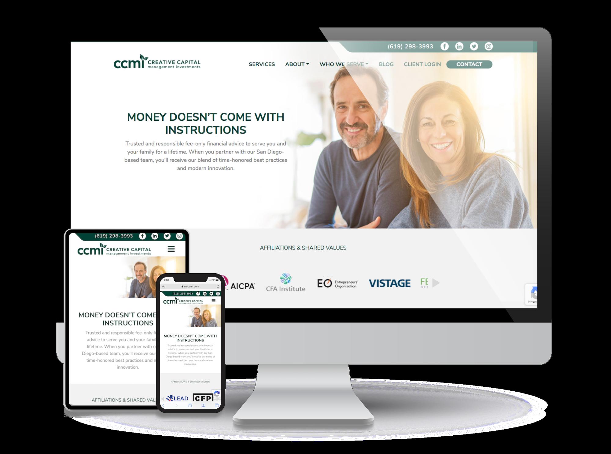 CCMI Webpage