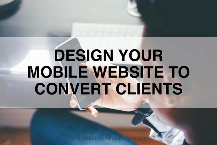Design Your Mobile Website to Convert New Patients
