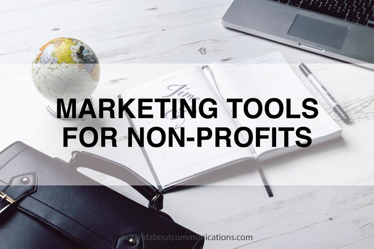 Marketing Tools for Non-Profits