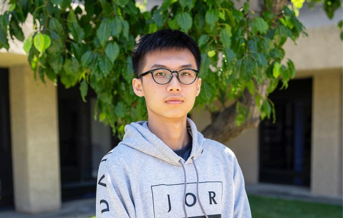 Meet Our Intern, Daokai Lin!