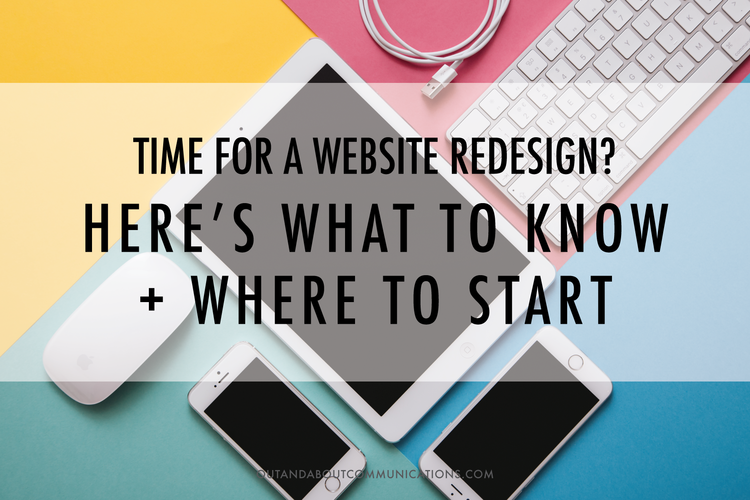Time for a website redesign? Here's what to know + where to start